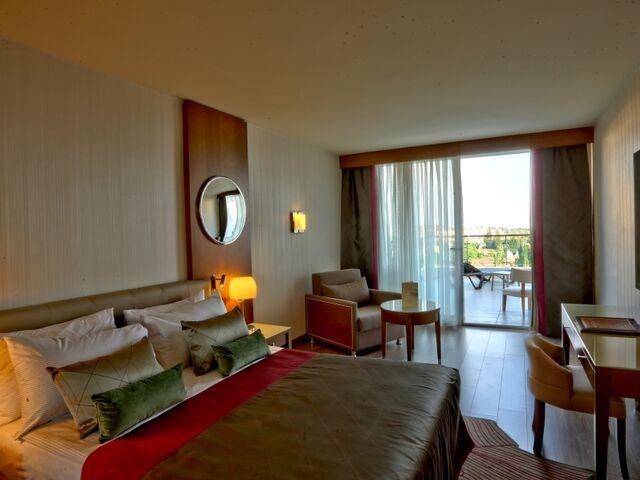 Izba hotela side star elegance v turecku