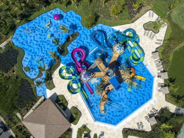 Aquapark hotela lopesano