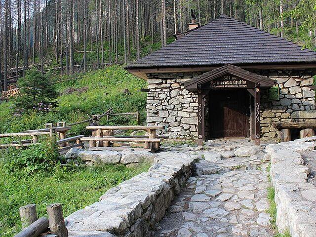 Rainerova chata v tatrách
