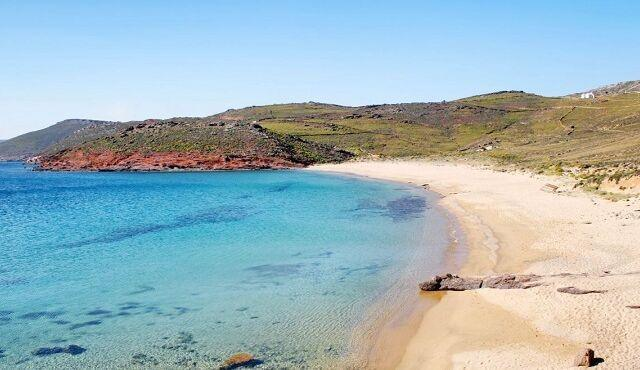 Pláž Aghios Sostis , Mykonos