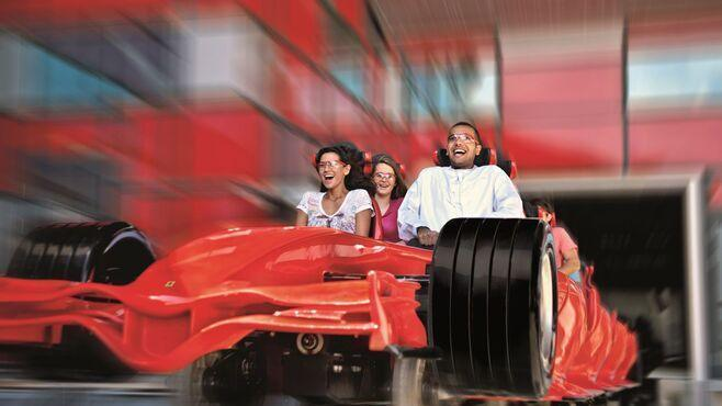 Ferrari World, Dubaj