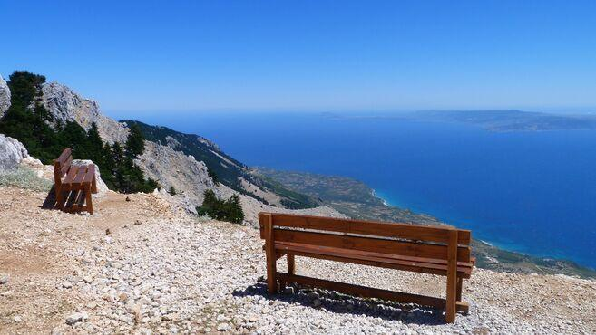 Mount enos view