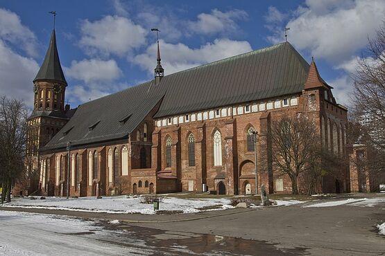 Kráľovecká katedrála v kaliningrade