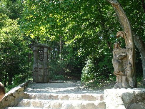 Vrch čarodejníc, Litva