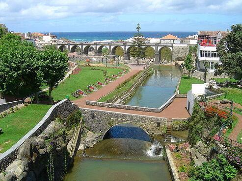 Ribeira Grande, Portugalsko