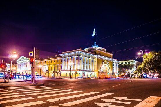 Admiralita, Rusko