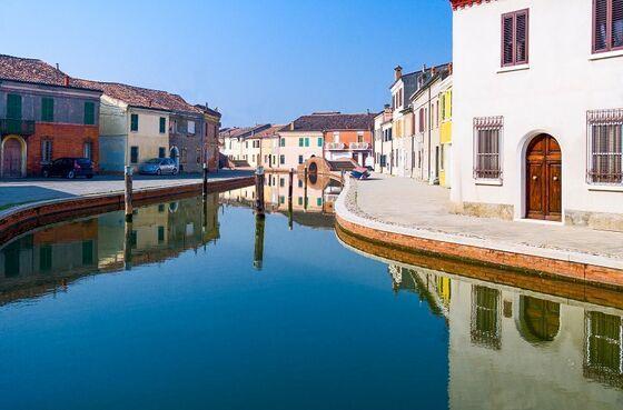 Comacchio, Taliansko