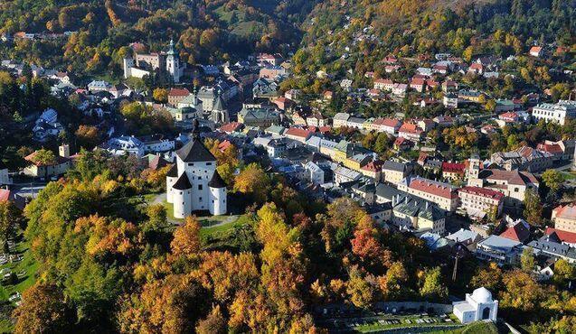 BANSKÁ ŠTIAVNICA, Stredné Slovensko