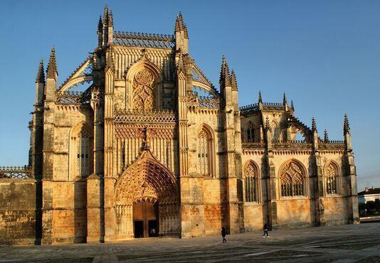 Kláštor Batalha, Portugalsko
