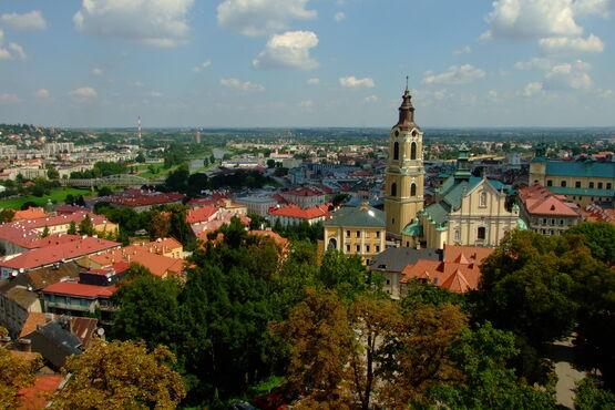 Mesto przemysl v poľsku