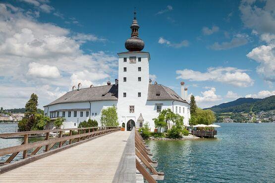 Traunsee, Rakúsko