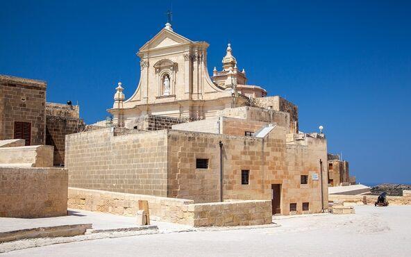 Citadela Victoria, Malta