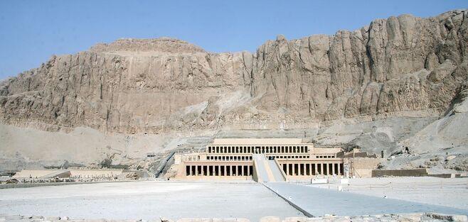 Údolie kráľovien, Egypt