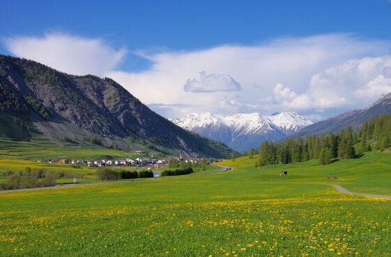 St. Moritz, Švajčiarsko