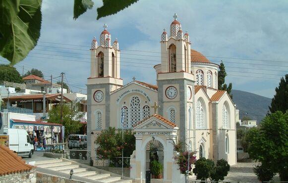 Sianna dedinka na rodose v grécku
