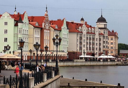 Kaliningrad v rusku