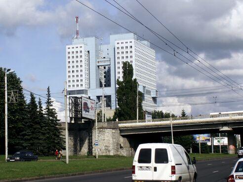Dom Sovietov v kaliningrade