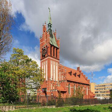 Kostol sv. Rodiny v kaliningrade
