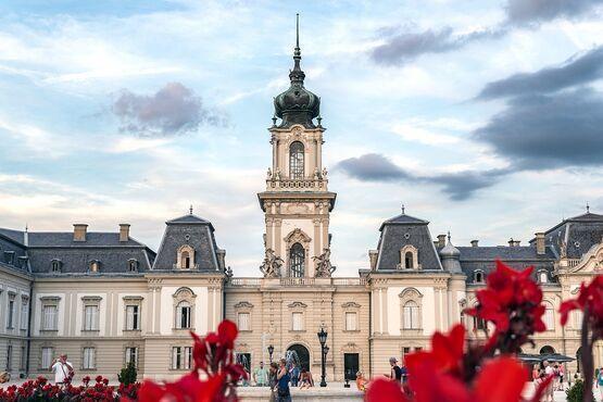 Keszthely, Maďarsko