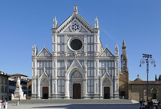 Kostol Santa Croce, Taliansko