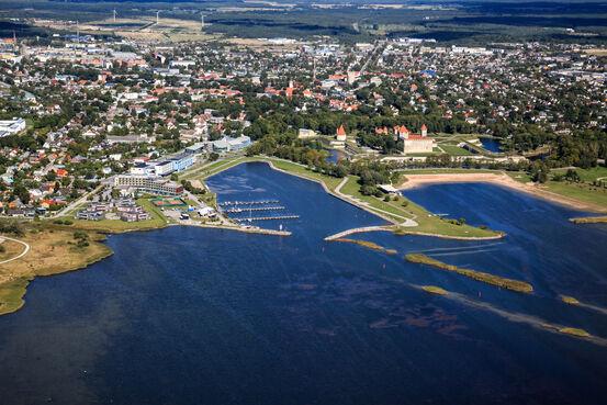 Mesto kuresaarev estónsku