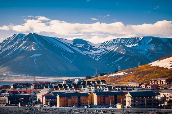 Longyearbyen, Nórsko