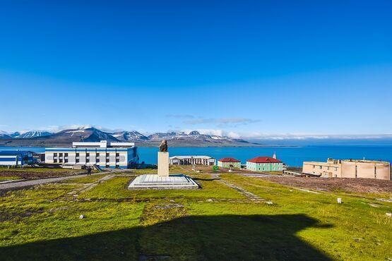 Barentsburg, Nórsko