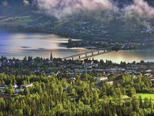 Lillehammer, Nórsko