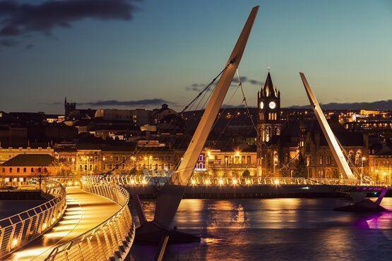 Londonderry, Írsko