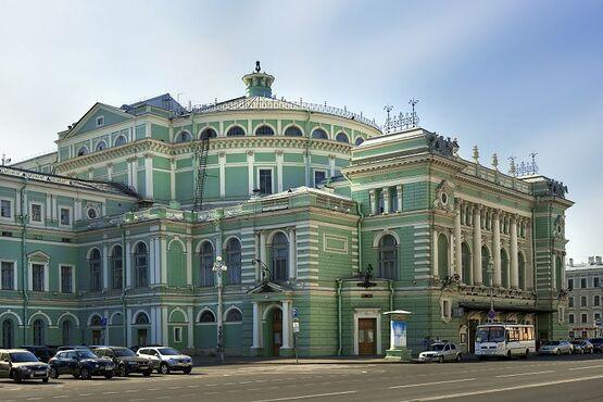Máriinské divadlo, Rusko