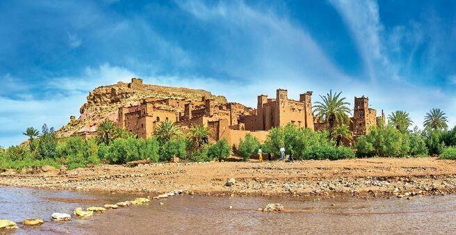Ouarzazate, Maroko