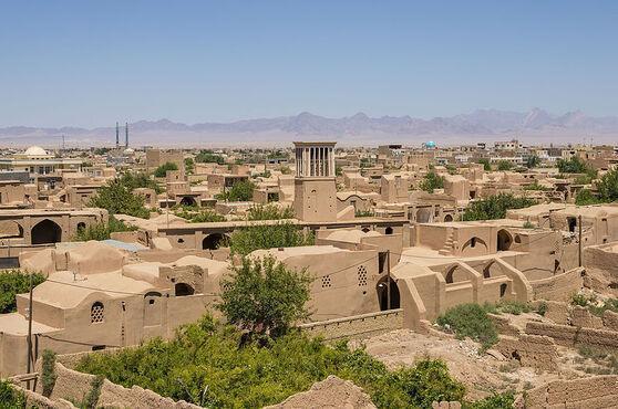 Meybod, Irán