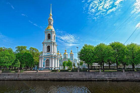Mikulášsky chrám, Rusko
