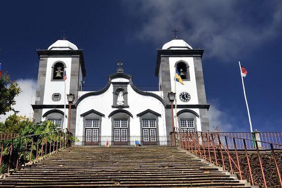 Kostol Monte, Portugalsko