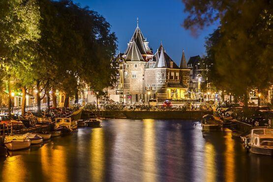Nieuwmarkt, Holandsko
