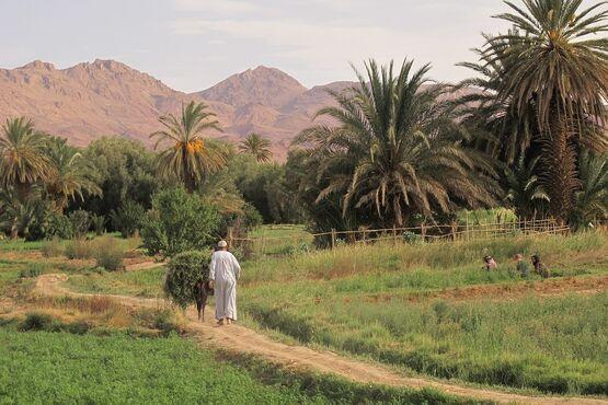 Tinerhir, Maroko