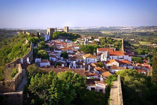 Óbidos, Portugalsko