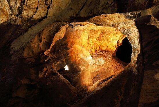 Ochtinská aragonitová jaskyňa, Slovensko