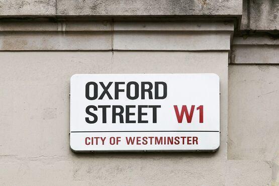 Oxford Street, Veľká Británia