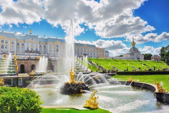 Petrodvorec, Rusko