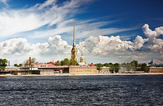 Petropavlovská pevnosť, Rusko