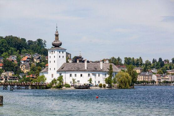 Zámok Ort, Rakúsko