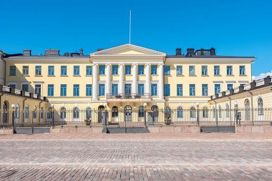 Prezidentský palác, Fínsko