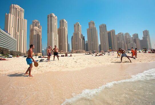 JUMEIRAH, Spojené arabské emiráty