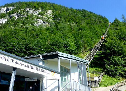 Salzwelten, Rakúsko