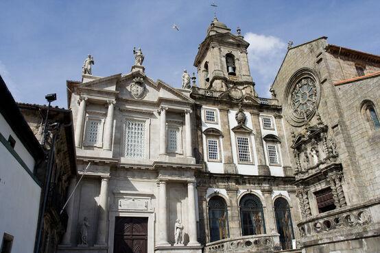 Gotický kostol Sao Francisco, Portugalsko