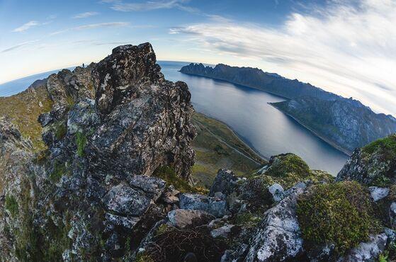 Ostrov Senja, Nórsko