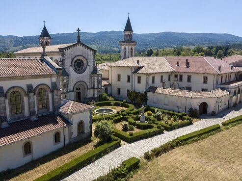 Serra san Bruno v kalábrii v taliansku
