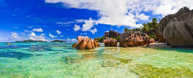 Anse Source D' Argent, Seychely