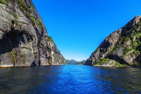 Trollfjord, Nórsko